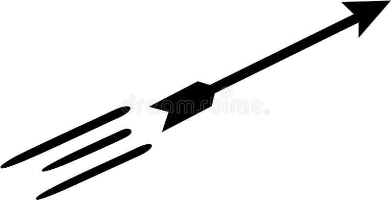 Archery стрелки иллюстрация вектора