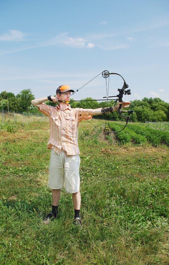 Download Archery stock image. Image of hunter, arrow, archery - 26478283