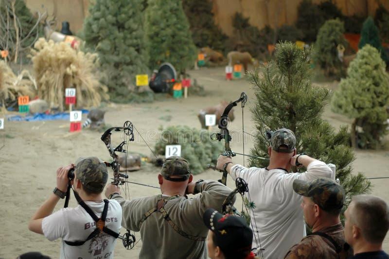 archery стоковое изображение
