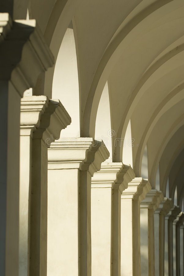 Arches royalty free stock photos