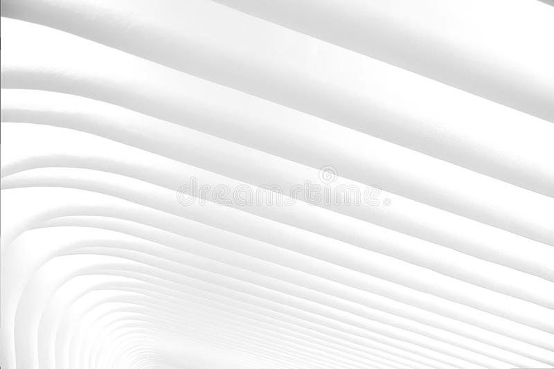Arches of Concrete stock photo