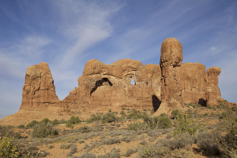 Download Arches N.P. Utah stock photo. Image of formation, park - 27699352