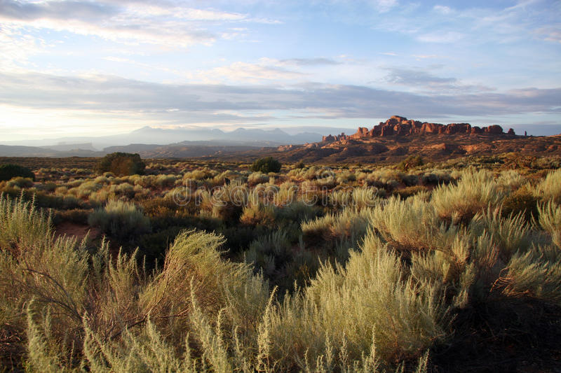 Download Arches National Park In Utah Stock Image - Image: 18460165