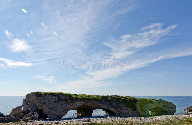 Arches Provincial Park royalty free stock images
