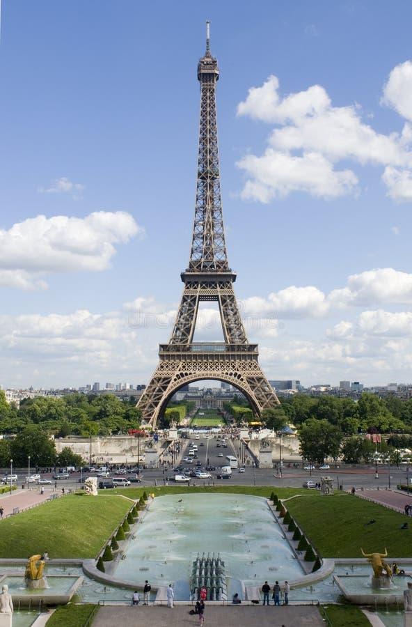 Archetypal Tour Eiffel stock photos