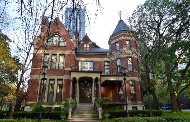 Archevêques Residence photo stock