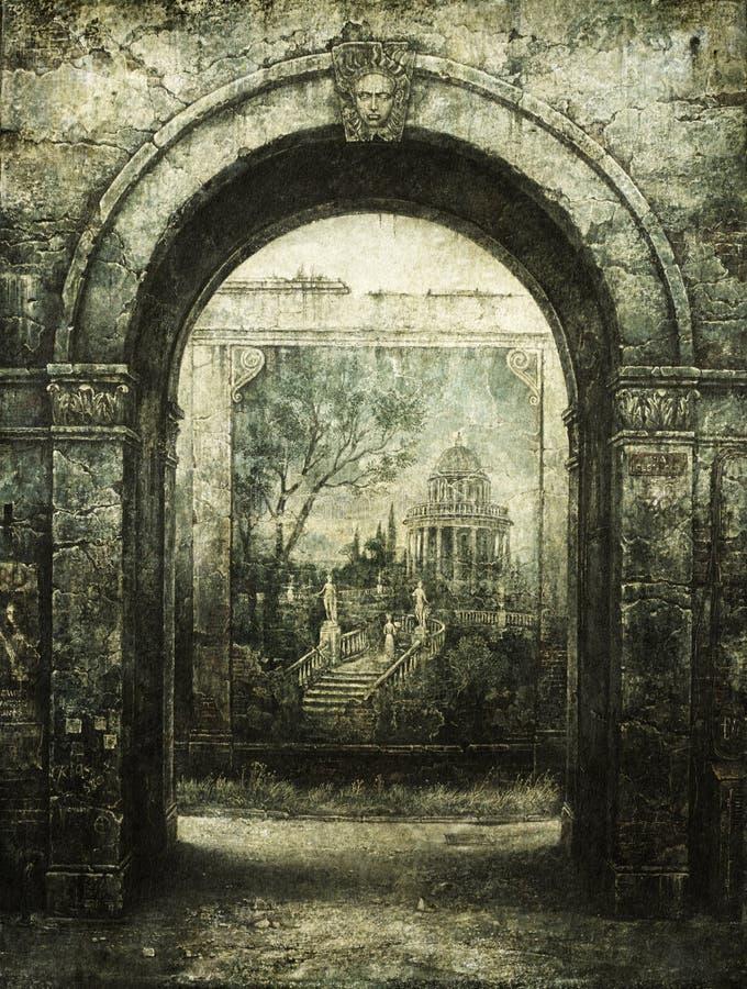 archibald бесплатная иллюстрация