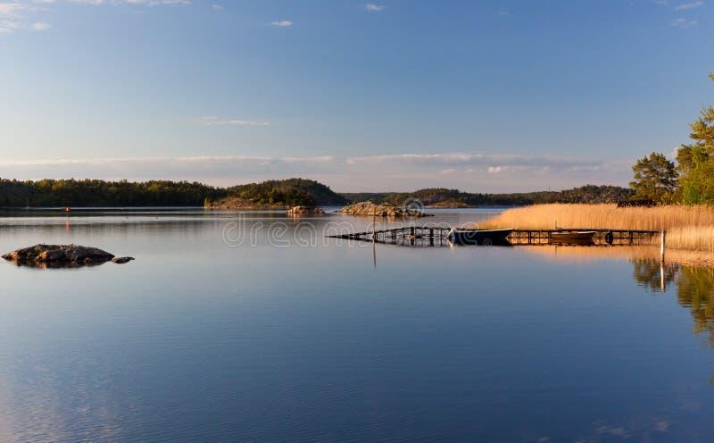 archipelag zdjęcia stock
