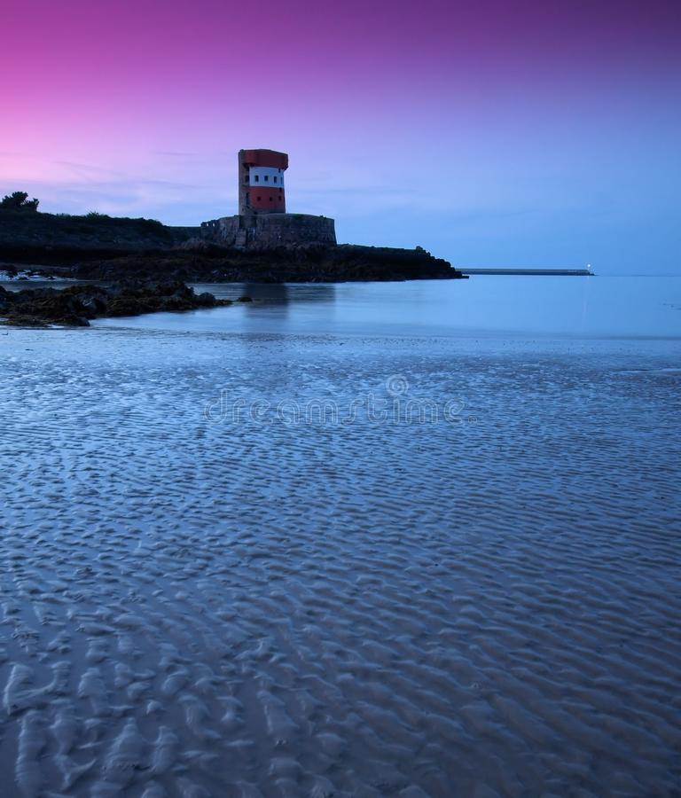 Download Archirondel Tower, Jersey C.I Royalty Free Stock Photos - Image: 25973338