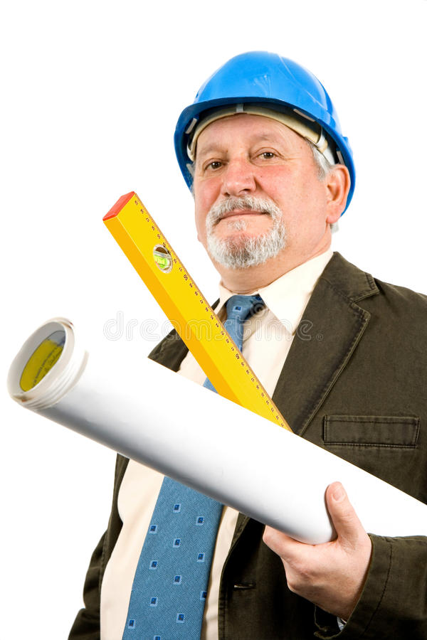 Download Architect stock image. Image of profession, engineer - 13219339