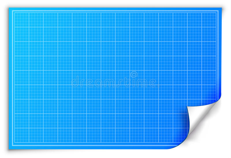 Architect blueprint paper background concept stock vector download architect blueprint paper background concept stock vector illustration of architecture color malvernweather Gallery