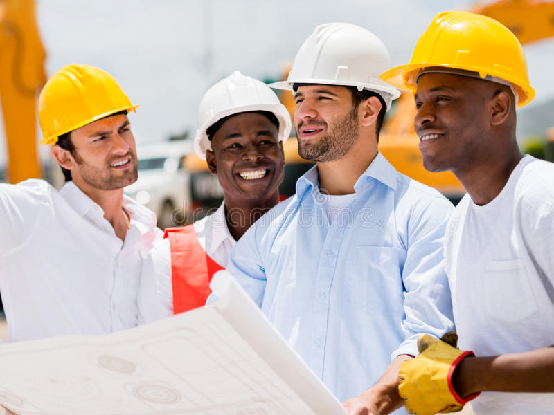Download Architect At A Buikding Site Stock Photo - Image: 32918184