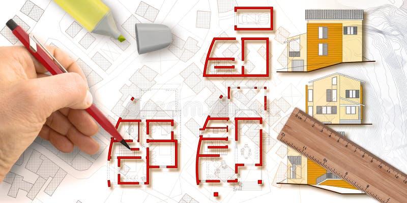 Architect Stock Building Plan