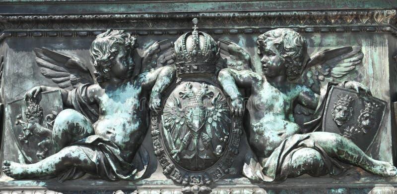 Architecturaal detail royalty-vrije stock foto