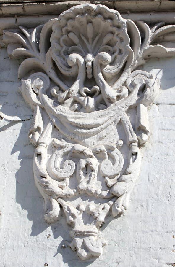 Architecturaal detail stock afbeelding