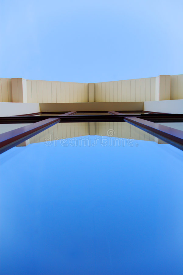 Architectural abstract stock images