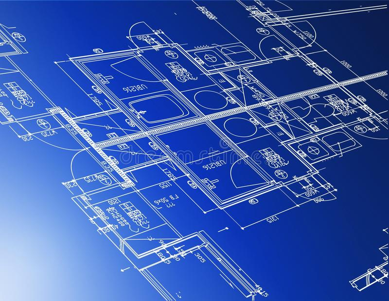 Architectural blueprints stock vector illustration of engineering download architectural blueprints stock vector illustration of engineering 20087124 malvernweather Gallery