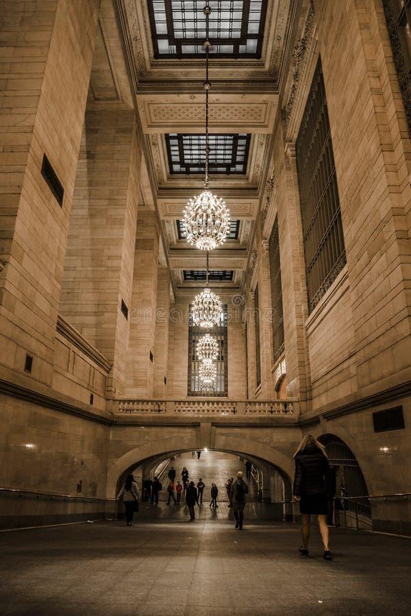 Architectural Corridor