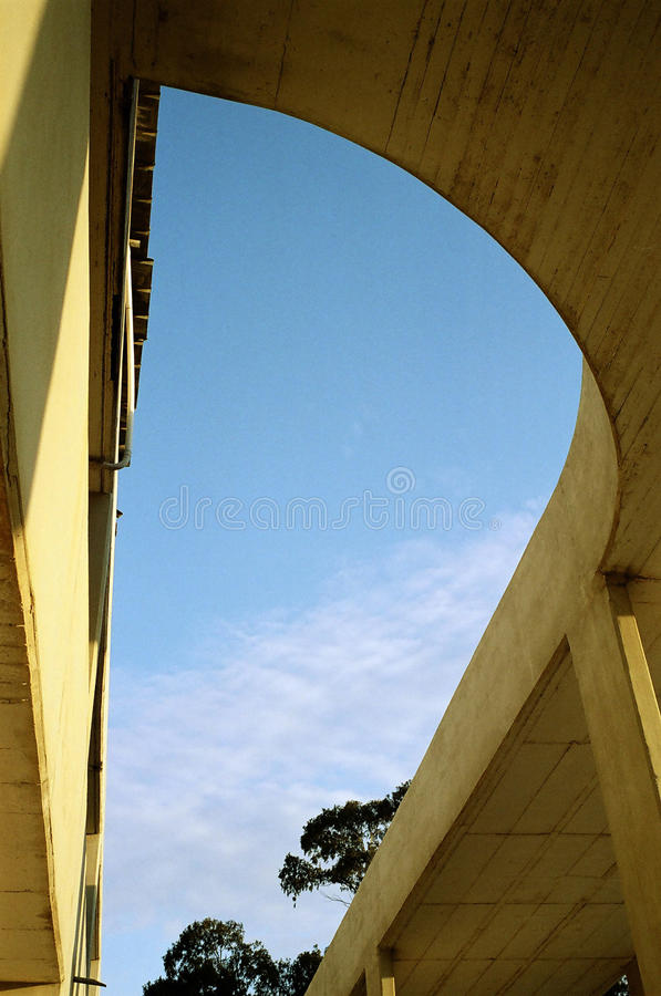 Download Architectural Curves stock photo. Image of architecture - 30068656