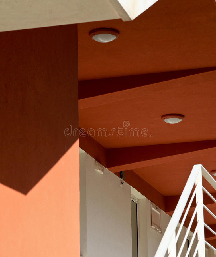 Download Architectural Detail Of A Modern Building Stock Photo - Image: 33552588