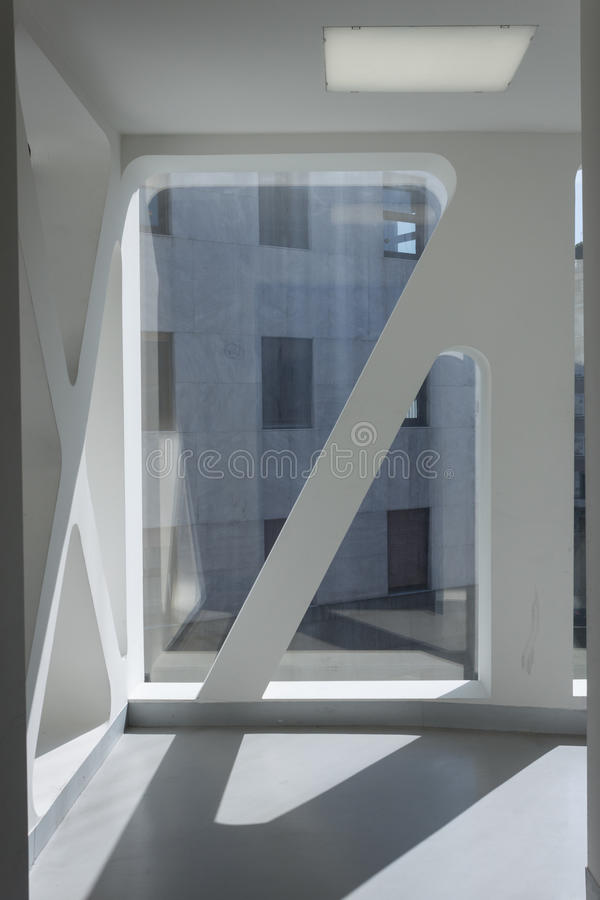 Download Architectural Detail Of A Modern Building Stock Image - Image: 32744469