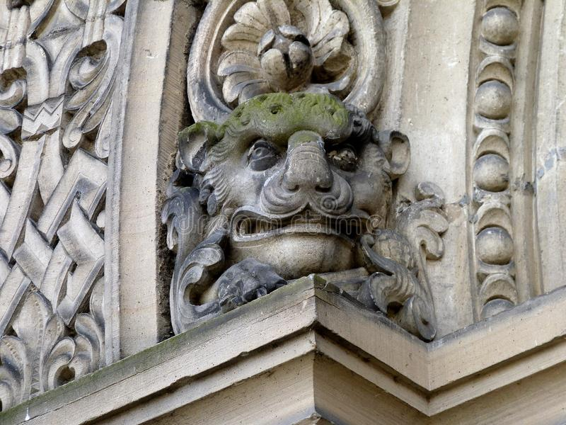 Download Architectural Detail Of Face Stock Image - Image: 99578133