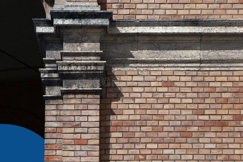 Pilaster Construction