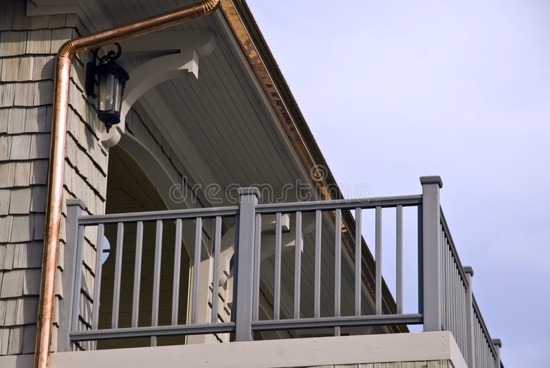 Download Architectural Details Of Deck Stock Photo - Image: 6681770