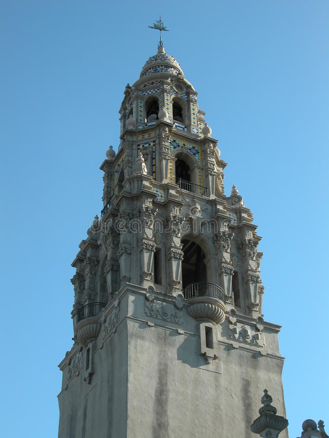 Free Architectural Details - San Diego CA Stock Image - 45132091