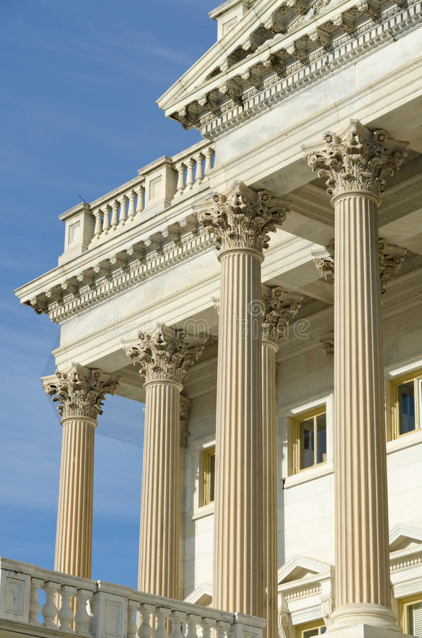 Download Architectural Details Of US Capitol Building Stock Image - Image: 24285633
