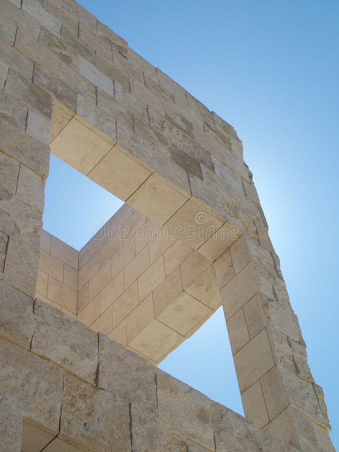 Download Architectural geometry stock photo. Image of tall, rock - 308994