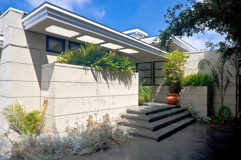 Architectural Moderne Images stock