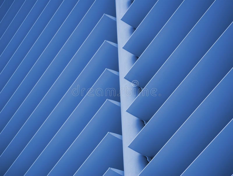 Download Architectural slats stock photo. Image of building, design - 3770438