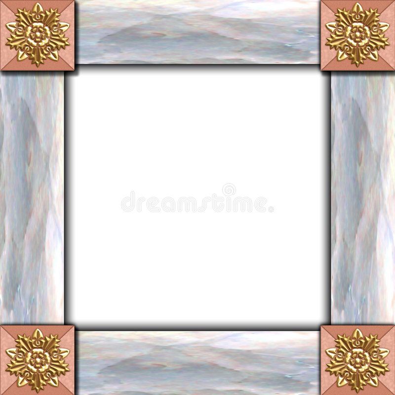 Free Architectural Tile Frame Stock Photography - 507822