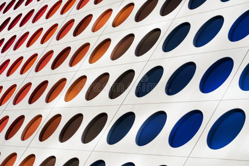 Architecturale de Bouwdetails royalty-vrije stock afbeeldingen