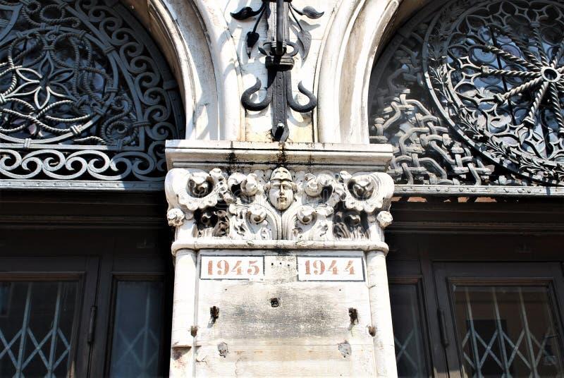 Architecturale details stock foto