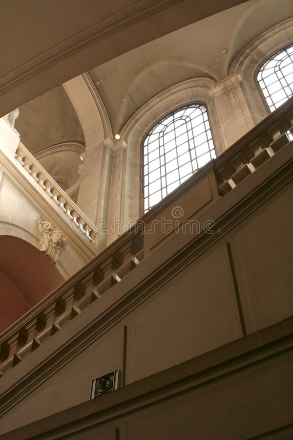 Architecturale details royalty-vrije stock afbeelding