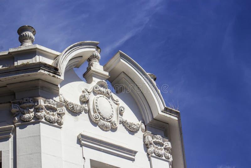 Architecturale details stock foto's