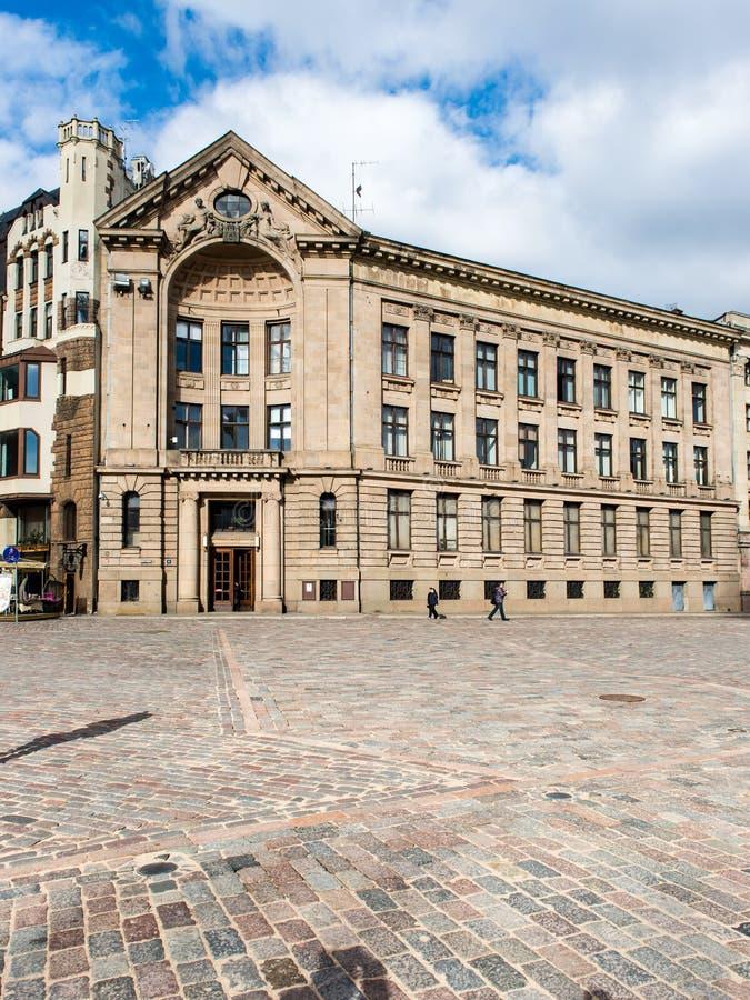 Download Architecturale Details Van Oud Stadscentrum In Riga, Letland Stock Foto - Afbeelding bestaande uit cultuur, monument: 54077400