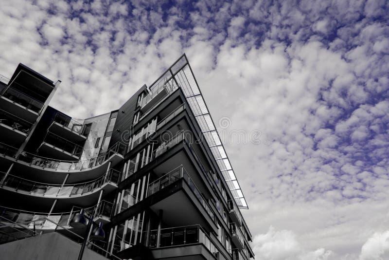 Architecturale meetkunde royalty-vrije stock foto