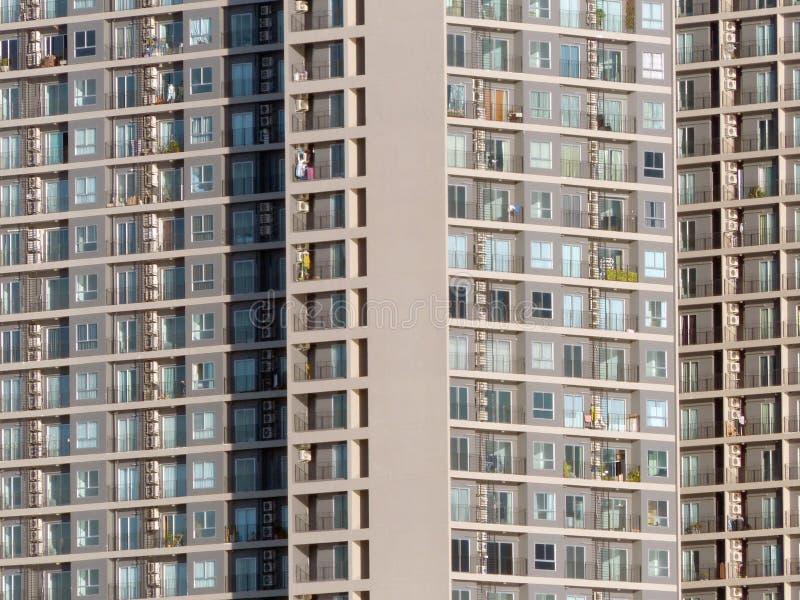 Architecturale samenvattingen stock afbeelding