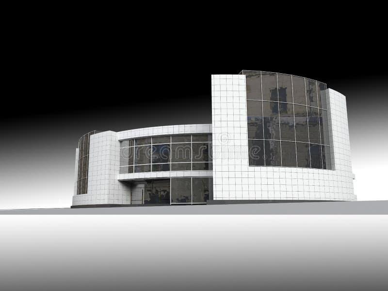 Architecturale structuur 2 stock illustratie
