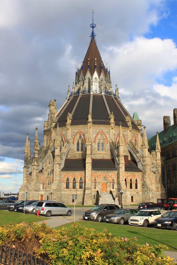 Architecture à Ottawa, Canada images stock