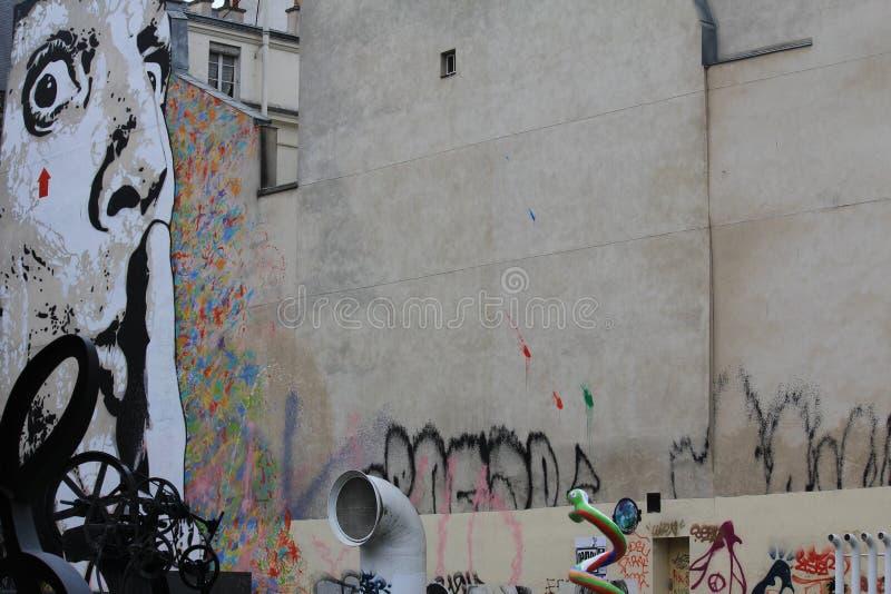 Architecture à Paris photos stock