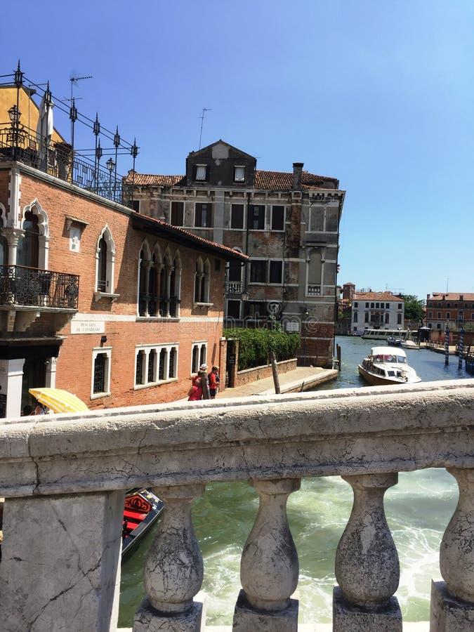Architecture à Venise image stock