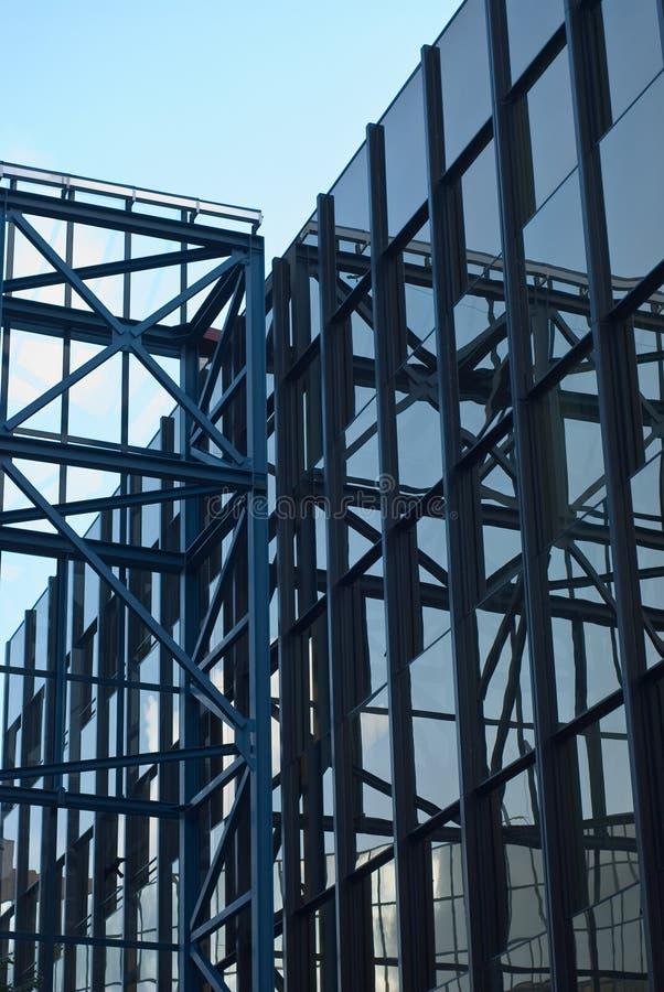 Architecture abstraite moderne photos stock