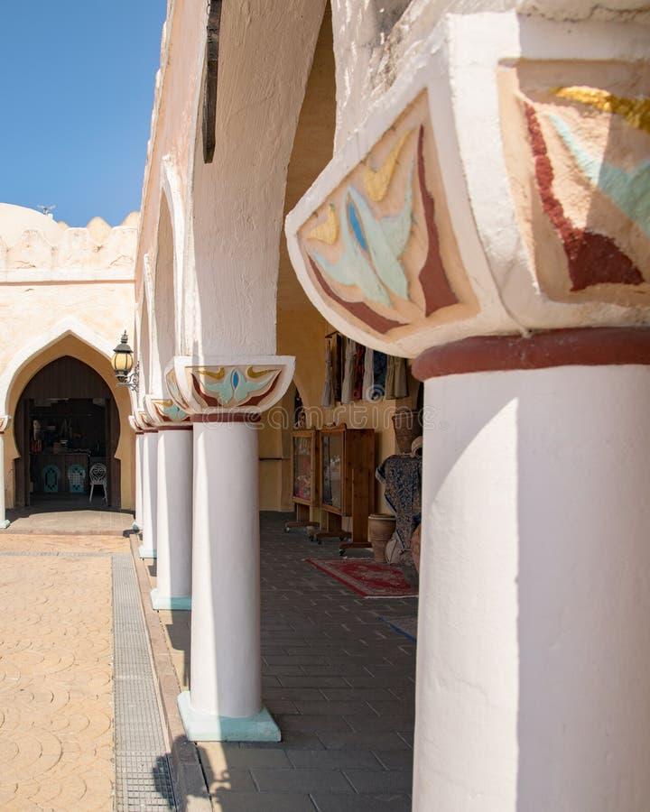 Architecture arabe typique photos libres de droits