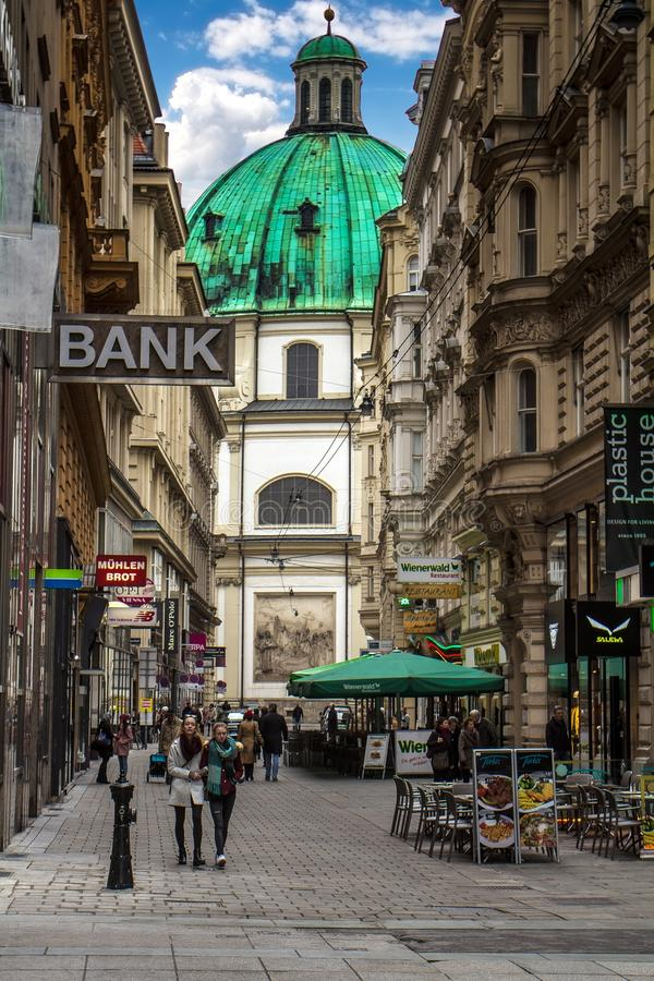 Architecture, Austria, Building royalty free stock photography