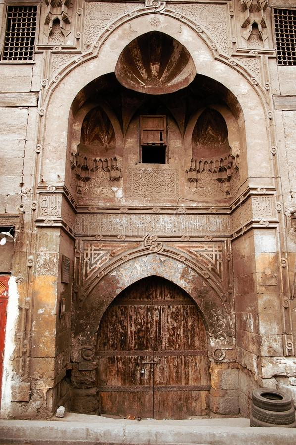 Download Architecture Background Of Islamic Cairo Stock Photo - Image: 13546190