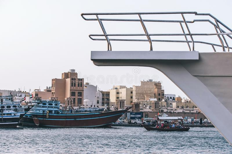 Architecture, Bay, Boats royalty free stock images